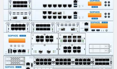 Sophos firewall appliance