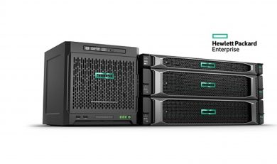 HP Server System